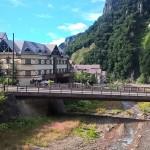 Hokkaido : visite de Sounkyo, village onsen du parc Daisetsuzan