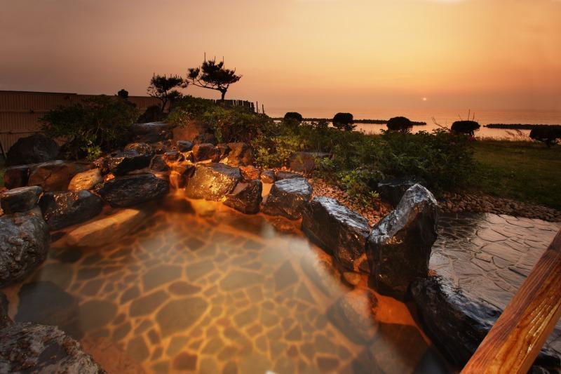 Senami Onsen : le quartier des bains de Murakami (Niigata)