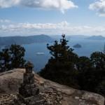 Miyajima : balade sur le Mont Misen