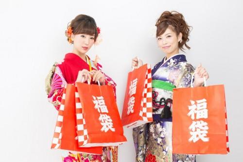 Fukubukuro, les sacs surprises du nouvel an japonais.