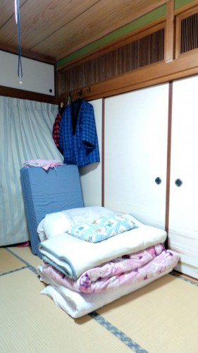my stay at farmer's house