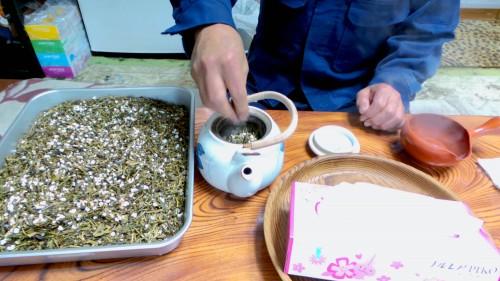 genmaicha tea time