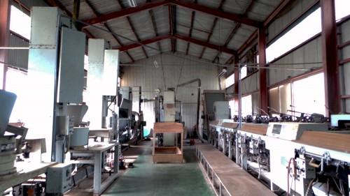 tea factory at Tanakas