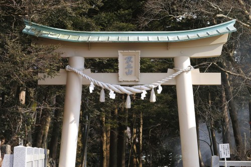 Six of the most important shrines dedicated to Fuji are located in Shizuoka Prefecture and registered on UNESCO