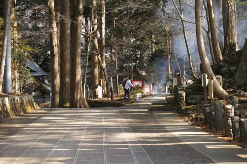Fuji Sengen-jinja shrine in shizuoka prefecture