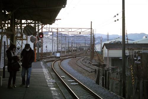 Gakunan railway