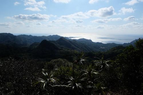 Les paysages magnifiques de l'archipel d'ogasawara au Japon, classé à l'UNESCO