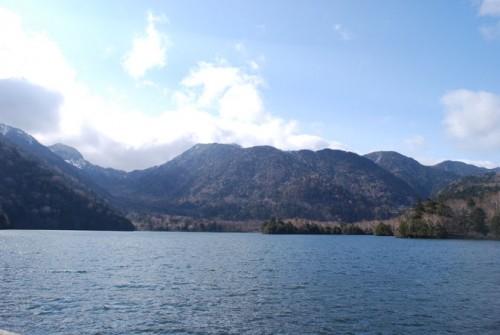 la nature à Nikko : Le lac Chuzenji