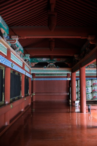 Sakashita-mon au sanctuaire Toshogu à Nikko