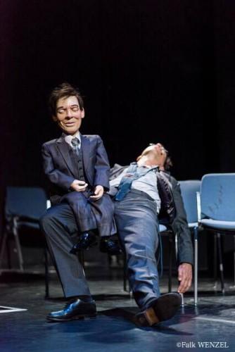 """Le show """"The Ventriloquist Convention"""" au World Theatre Festival Shizuoka"""