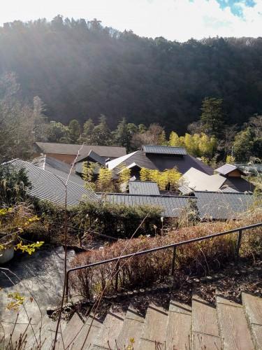 Le onsen Hakone Yuryo à Kakone, tout près de Tokyo