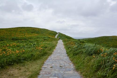 Onogame, un des plus beaux paysages naturels de l'île de Sado dans la préfecture de Niigata