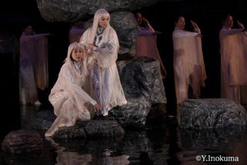 Antigone au World Theatre Festival Shizuoka