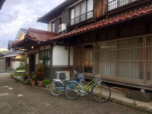 Le minshuku Wakashisou à Wakasa Takahama, une ville paisible au bord de la mer, près de Kyoto