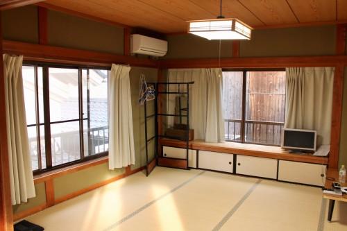 La chambre au minshuku Wakshisou