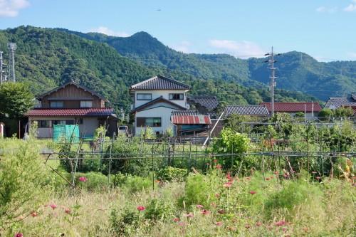 le village de Wakasa Takahama dans la région de Fukui, à deux heures de Kyoto