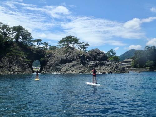 Itinéraire pour la grotte Meikyodo à Wakasa Takahama