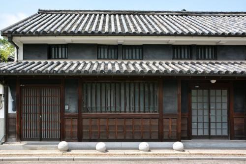 visite du quartier historique de Kurashiki, le Bikan avec la belle archietcture
