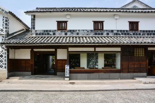 visite du quartier historique de Kurashiki, le Bikan avec le musée des jouets japonais
