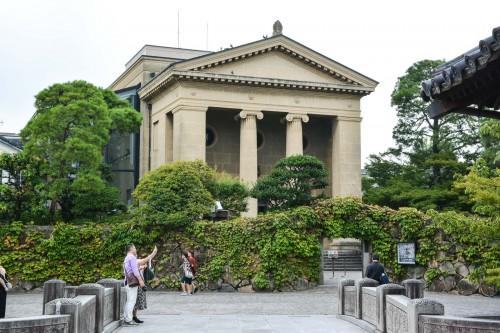 visite du quartier historique de Kurashiki, le Bikan avec le musée des beaux arts Ohara