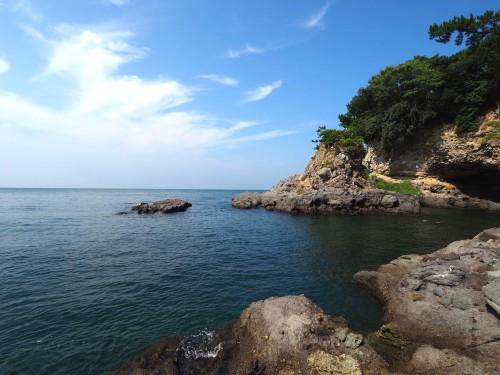 Les grottes marines de Nagasakibana, à Oita, Kyushu