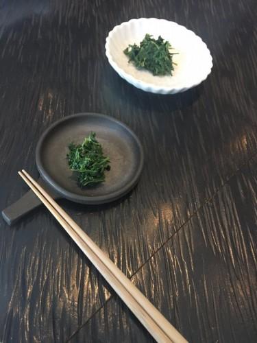 Feuilles de thé, Japon, cérémonie, art