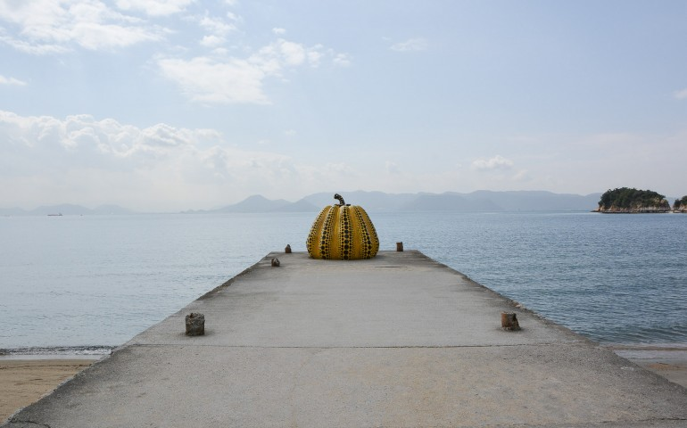Naoshima au Japon, l'île artistitique
