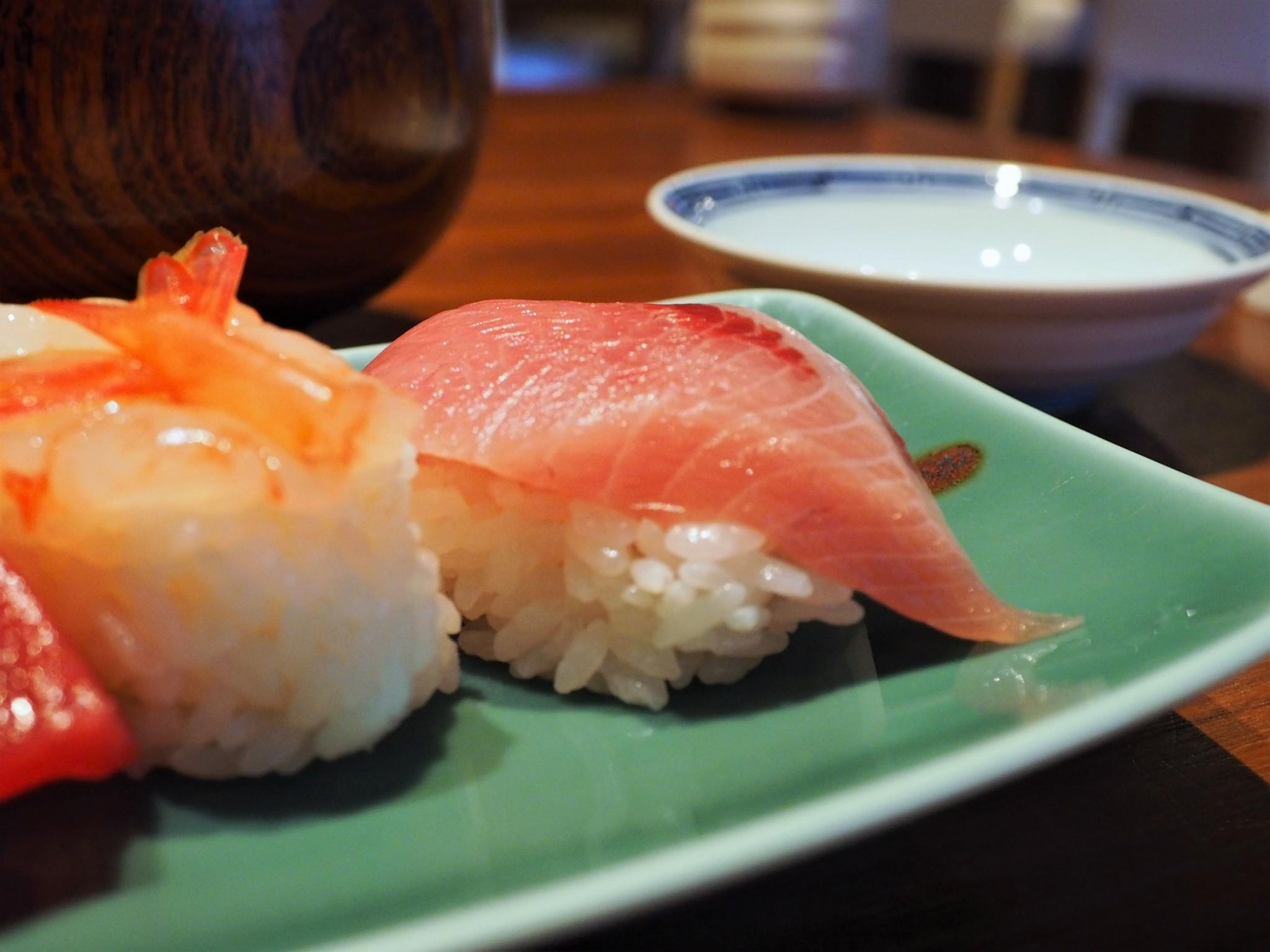 Le sashimi de buri, une saveur hors-norme à Himi