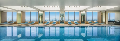 Prince Gallery Tokyo Kioicho, Hôtel, Tokyo, Luxe, spa, fitness