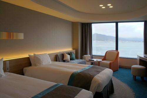 Lake Biwa Otsu Prince Hotel, Shiga, Luxe, Kyoto, Skyfloor