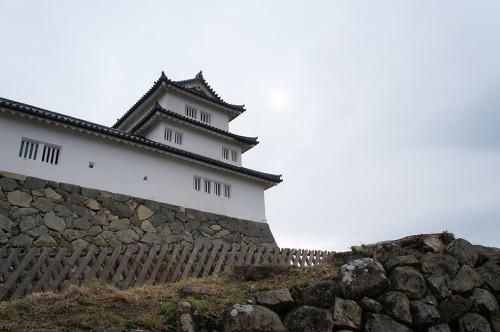 Château de Hikone, ère Edo, Japon, Histoire, Lac Biwa, Hikonyan, remparts