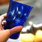 Artisanat à Tokyo : créez votre propre verre Edo-kiriko !
