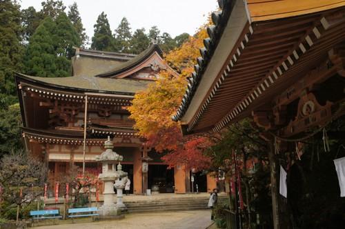 Chikubu-shima, Hikone, île sacrée, lac Biwa, Shiga, Hogonji