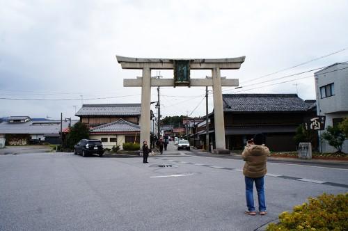 Ohmi Railway, Taga-taisha, Hikone, Shiga, Kyoto