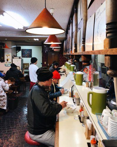 Kumamoto, Japon, spécialités locales, tonkotsu ramen, komurasaki