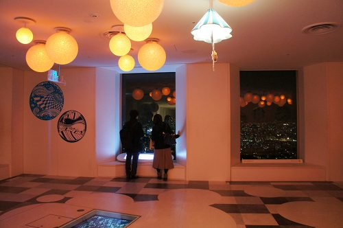 Sunshine City Prince Hotel, Ikebukuro, Tokyo, Sky Circus