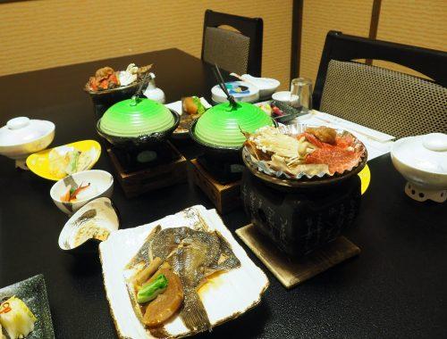 Oyasukyo Onsen, Akita, Tohoku, Ryokan, Kaiseki