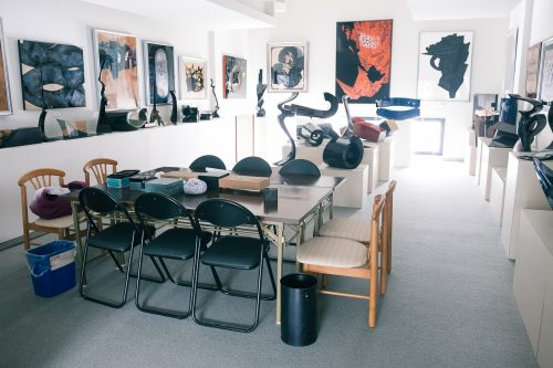Kibori Tsuishu, Murakami, laque, Japon, atelier