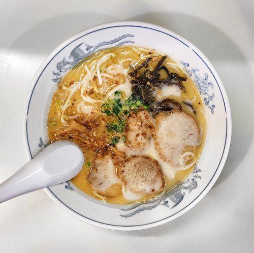 Kumamoto, Japon, spécialités locales, tonkotsu ramen