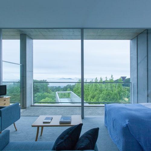 Mer intérieure de Seto, Hôtel avec vue, Luxe, Setouchi, Setouchi Aonagi