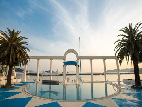 Mer intérieure de Seto, Hôtel avec vue, Luxe, Setouchi, Hotel Limani