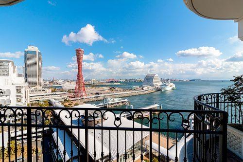 Mer intérieure de Seto, Hôtel avec vue, Luxe, Setouchi, La Suite Kobe Harborland