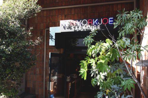 Devanture de la boutique de dépôt vente New York Joe à Shimokitazawa, Tokyo, Japon