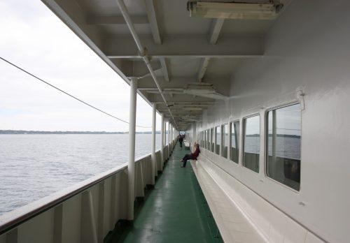 Se rendre sur l'île de Sado, Niigata, Japon