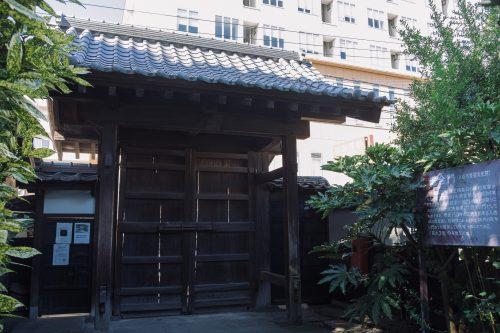 Old samurai house in Hitoyoshi, Kumamoto Prefecture, Kyushu, Japan