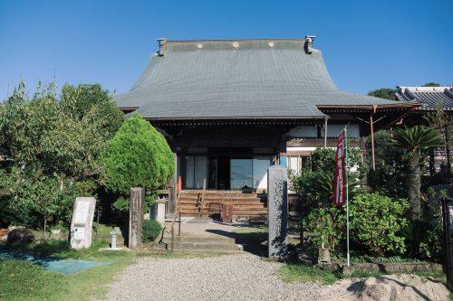 Temple Ganjoji à Hitoyoshi, préfecture de Kumamoto, Kyushu, Japon
