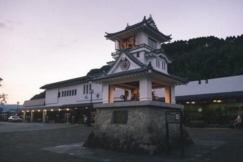 Hitoyoshi Station, Kumamoto Prefecture, Kyushu, Japan