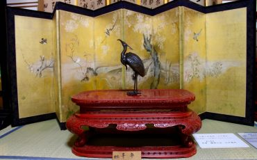 Le Festival Machiya Byobu de Murakami Paravents Laques Magasins de thé Artisanat traditionnel Niigata