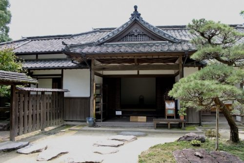 Ancienne ville de samouraïs dans la préfecture d'Oita, Kyushu, Japon