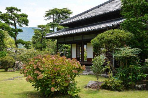 Usuki, ancienne ville de samouraïs dans la préfecture d'Oita, Kyushu, Japon
